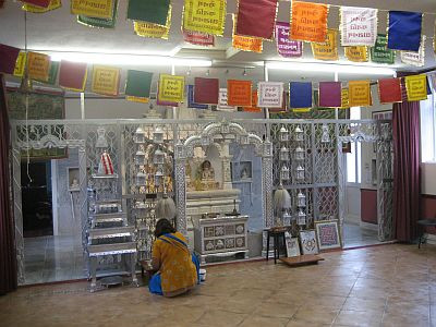 A Small Jain temple